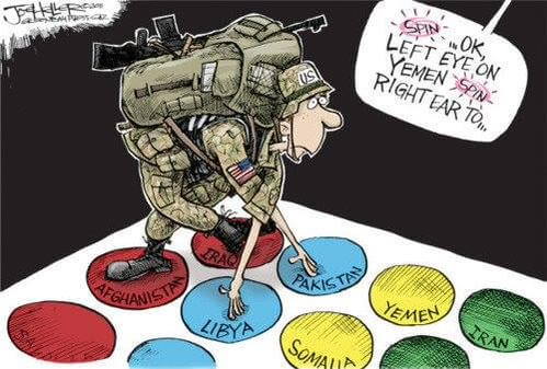 U.S. Military Twister