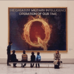 Qanon Meme The Greatest Intelligence Military Operation of Our Time