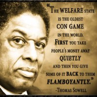 Thomas Sowell on the Welfare State