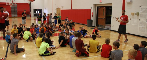 Liberty Eagles Basketball Camp