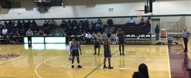 Eagles 20-24 from FT Line in Victory over Lutheran North