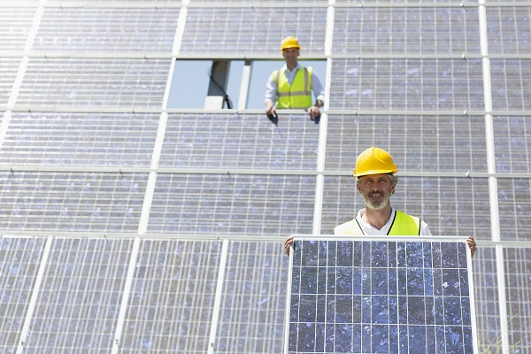 Sistema fotovoltaico de geração de energia solar