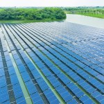 Conheça a usina solar flutuante