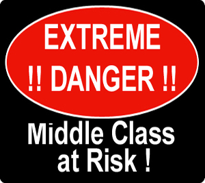 Middle Class at Risk