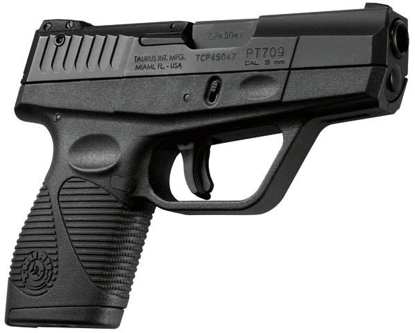 New Taurus 709 Slim, 9mm: $199