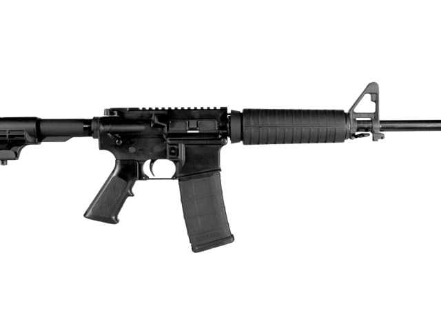 New Armalite Eagle 15EA01, .223: $469