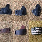 Various Holsters M & P Shield