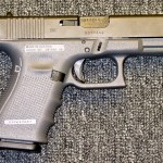 Preowned Glock 19 Gen-4, 9mm, 4″ BBL, 15 Rounds, 3 Magazines, Gray: $399