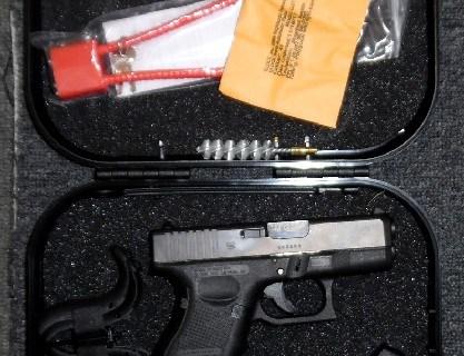 Classified Item – Glock 27 Gen-4, .40 S&W, 6 Magazines: $449 Firm