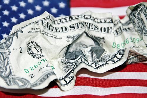 US dollar photo
