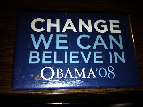 Obama unemployment photo