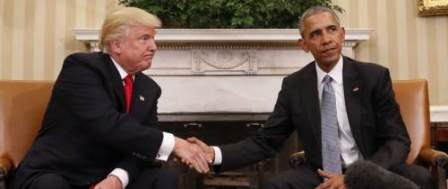 64 Ways Obama is Sabotaging Trump