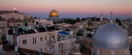 Lots of Praise for Trump Decision to Move Embassy to Jerusalem