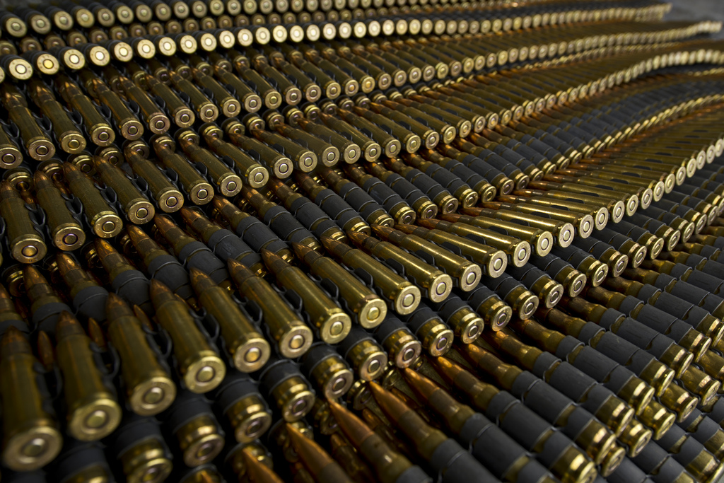 ammunition photo