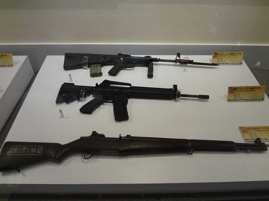 Firearms photo