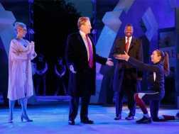 'Trump' Stabbed to Death in Performance of 'Julius Caesar'