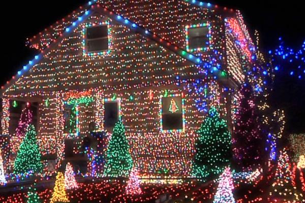 2018 Christmas Light Displays - Cloverdale, Surrey, Langley, White ...