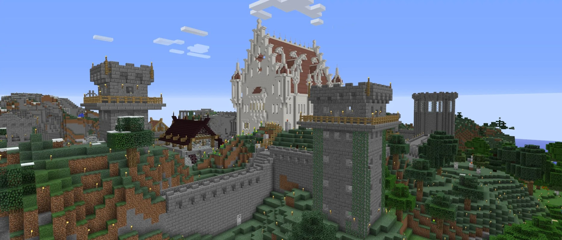 Year in Liberty: 2017 – Liberty Minecraft