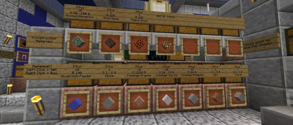 How The Money Works – Liberty Minecraft