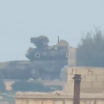 WATCH: First Russian T90 Super-Tank In Syria Destroyed by TOW Missile: Tanker Miraculously Escapes
