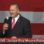 Anti-gun Hypocrisy Rises in Effort to Beat Moore in Alabama