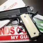 As Anti-Gunners Push, Rights Advocates Push Back