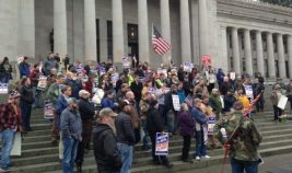 Gun Rights Rally Friday at WA Capitol as Anti-Gun Bills Begin Moving