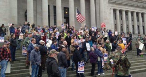 Gun Rights Rally Friday at WA Capitol as Anti-Gun Bills Begin Moving