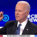 Biden's 'Pinocchio Nose' Gun Death Debate Claim Ridiculed