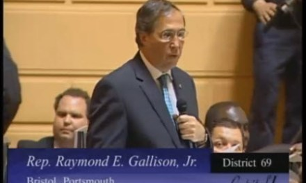 Rep Ray Gallison to Resign, Under Investigation