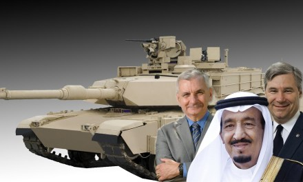 Senators Reed and Whitehouse Vote in Favor of Billion Dollar Arms Deal with Saudi Arabia