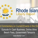 RILR EP9: Cash Business, Online Wine, Beach Fees, Government Tampons.