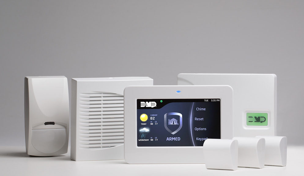 Best Home Alarm Systems 2017
