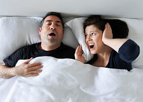 Sleep Apnea with your partner