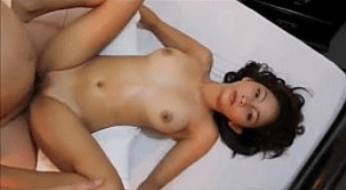 Pretty hot babe fucked by her boss