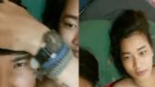 Selfie muna bago EUT