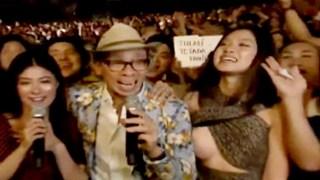Showtime Lars Pacheco Nip Slip! Kitang Kita Suso