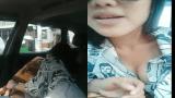 Horny sa Daan – Chinupa ni Shaira ang Oten ni BF sa loob ng Kotse