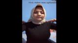 Muslim Girl na super Ganda – Napakalaki ng dalawang Mount Fuji