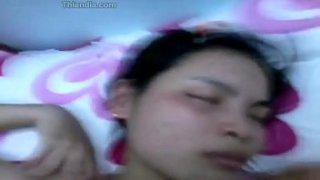Pinay made sa taiwan - iyot kasama ang anak ng amo