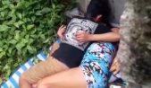 Pinay Nahuli ni Mister sa Damuhan Habang May Ka SEX na Iba