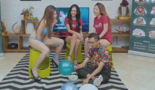 Banned Naughty Gameshow sa Pilipinas, Puro Kasi Kalibugan