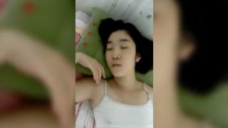 Sleeping Girlfriend walang Kawala sa Tite ni BF