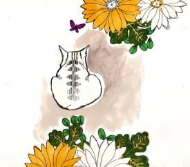 flower-cat-japan
