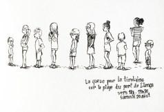 enfants-queue-jeux-dessin