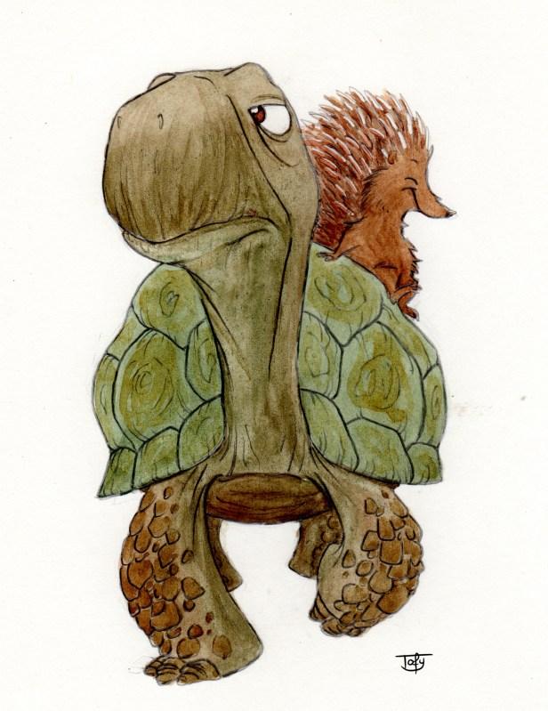 tortue-herisson