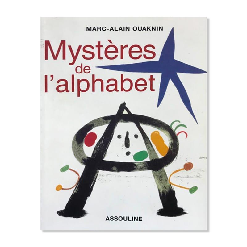 Mystères de l'alphabet