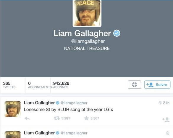 liam gallagher twitter