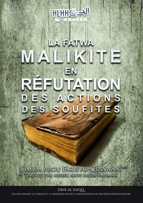 La fatwa malikite en réfutation des actions soufites