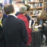 Dédicace de Boualem Sansal à la librairie Maruani